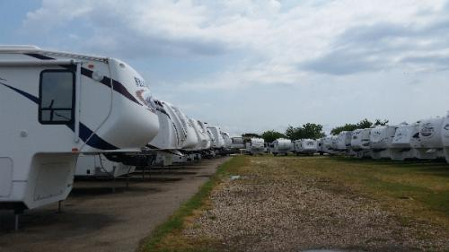 Plenty of RVs to Choose From